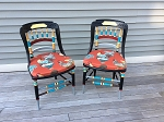Pair of Matching Antique Chairs