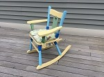 Child's Antique Rocker