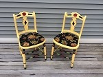 Matched Pair of Antique Chairs